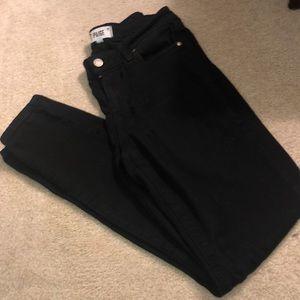 PAIGE Black jeans! Excellent condition!